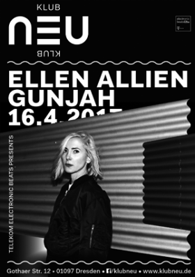 Ellen, Allien, electronicbeats, klubneu