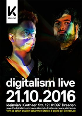 digitalism, dresden