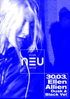 Ellen, Allien, Techno, Dresden, female